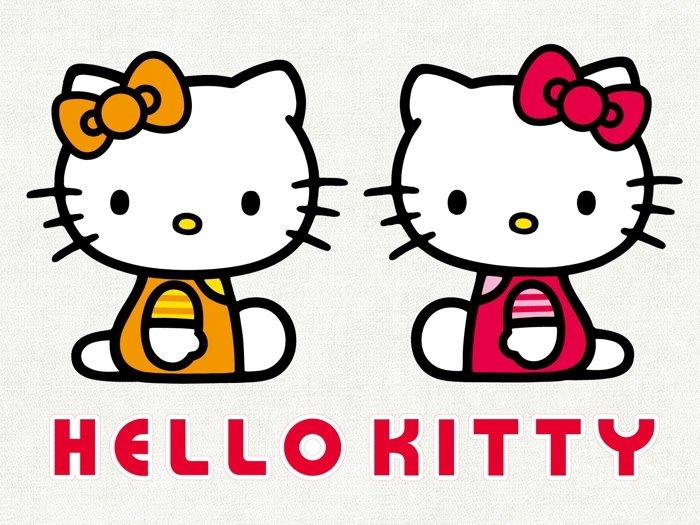 Hello Kitty Cute Art 32x24 Print Poster