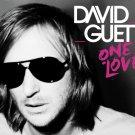 David Guetta One Love Music 32x24 Print Poster