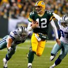 Aaron Rodgers Green Bay Packers NFL Sport 32x24 Print Poster