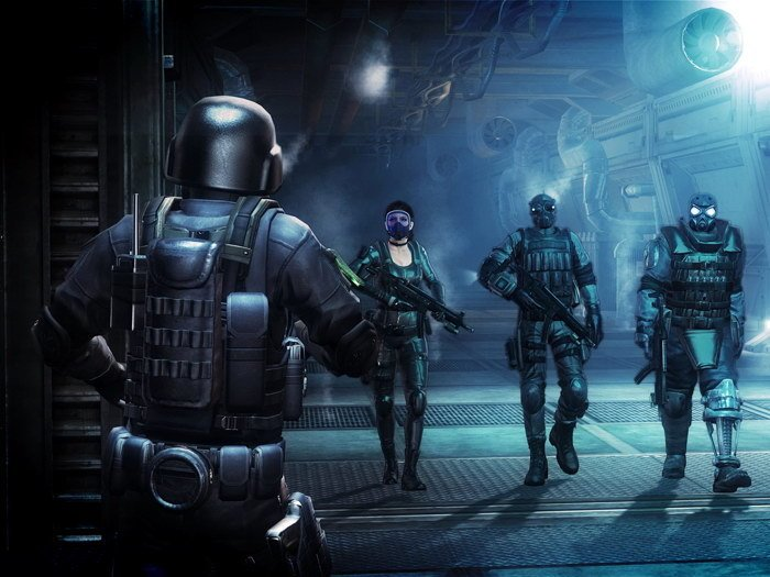 Resident Evil Operation Raccoon City Game 32x24 Print Poster