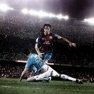 Carles Puyol FC Barcelona Sport 32x24 Print Poster