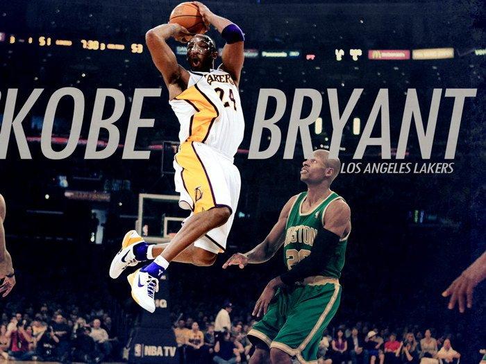 Kobe Bryant Mask Los Angeles Lakers NBA 32x24 Print Poster