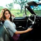 Selena Gomez Car Singer Music 16x12 Print POSTER