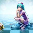 Hatsune Miku Vocaloid Wet Nurse Anime Art 16x12 Print POSTER