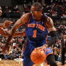 Amare Stoudemire Knicks NBA 16x12 Print POSTER