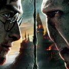Harry Potter And The Deathly Hallows Part 2 16x12 Print POSTER