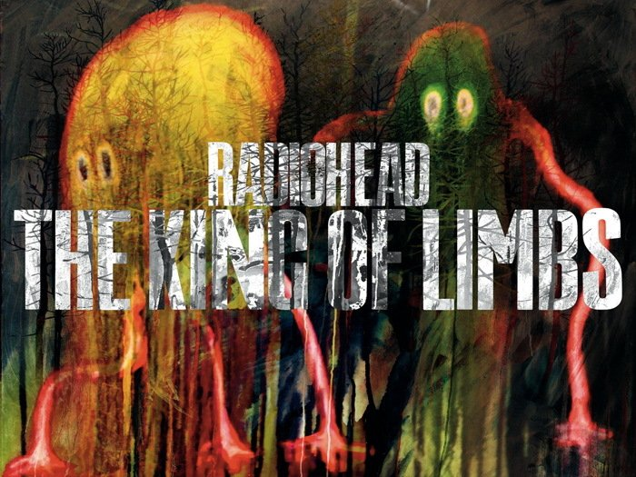 Radiohead The King Of Limbs Cover Music 16x12 Print POSTER