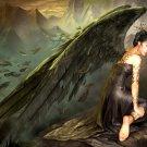 Valkyrie Norse Mythology Fantasy Art 16x12 Print POSTER