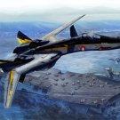 VF 19A SVF 569 Lightnings Macross Plus Aicraft Art 16x12 Print POSTER