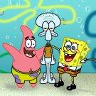 SpongeBob SquarePants Patrick Star Squidward Tentacles 16x12 Print POSTER