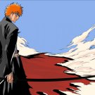 Bleach Kurosaki Ichigo Sword Anime Manga Art 16x12 Print POSTER