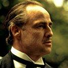 Don Vito Andolini Corleone Marlon Brando Godfather 16x12 POSTER