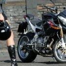 Benelli Girl Legs Super Sport Bike 16x12 Print POSTER