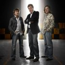 Top Gear Clarkson Hammond May Male 16x12 Print Poster