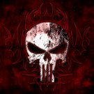 Punisher Skull Logo Video Game 16x12 Print Poster