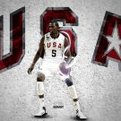 Kevin Durant USA Team NBA 16x12 Print Poster