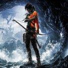 Adventure Game Action RPG Lara Croft 16x12 Print POSTER
