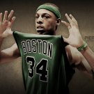 Paul Pierce Basketball Brooklyn USA Sport 16x12 Print POSTER