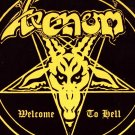 Venom Welcome To Hell Painting Art Vintage 16x12 Print Poster