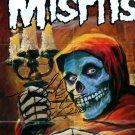 The Misfits Punk Rock Band Signature Art 16x12 Print Poster
