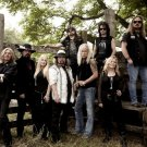 Lynyrd Skynyrd Hard Rock Music Band Group 16x12 Print Poster