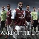 Aston Villa Football Club Soccer Sport 16x12 Print Poster