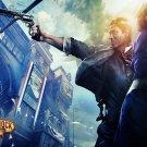 Bioshock Infinite Art Video Game 16x12 Print Poster
