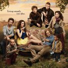 Shameless Cast Characters TV Series 16x12 Print Poster