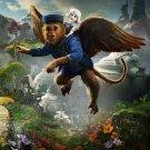 Oz Great Powerful Flying Monkey Finley 16x12 Print Poster