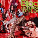 Blood On The Dance Floor Music 16x12 Print Poster
