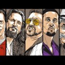 The Big Lebowski Characters Cool Art 16x12 Print Poster