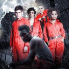 Misfits Characters Cast TV Series 16x12 Print Poster