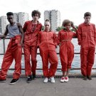 Misfits Cast Characters TV Series 16x12 Print Poster