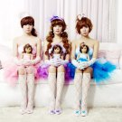 Orange Caramel Band Nana Raina Lizzy Music 16x12 Print Poster