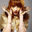 Florence And The Machine Rock Band Music 16x12 Print Poster