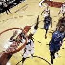 Russell Westbrook Dunk OKC Thunder NBA 16x12 Print Poster