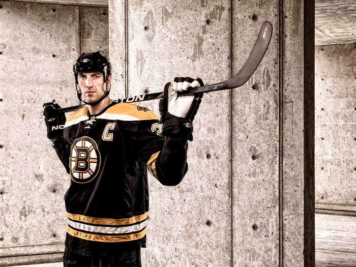 Zdeno Chara Boston Bruins NHL 16x12 Print Poster