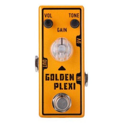 Tone City Golden Plexi Distortion TC-T7 EffEct Pedal Micro as Mooer Hand Made TrueBypass Ships Free