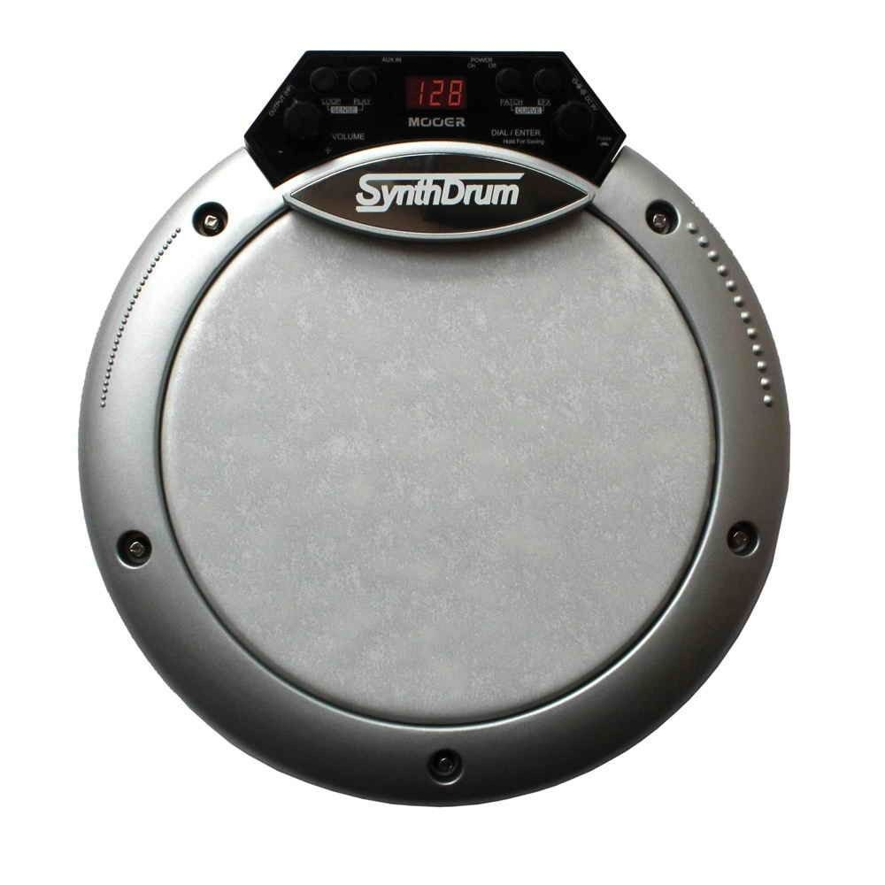NEW Mooer SynthDrum Electronic Hand Drum Synth Drum