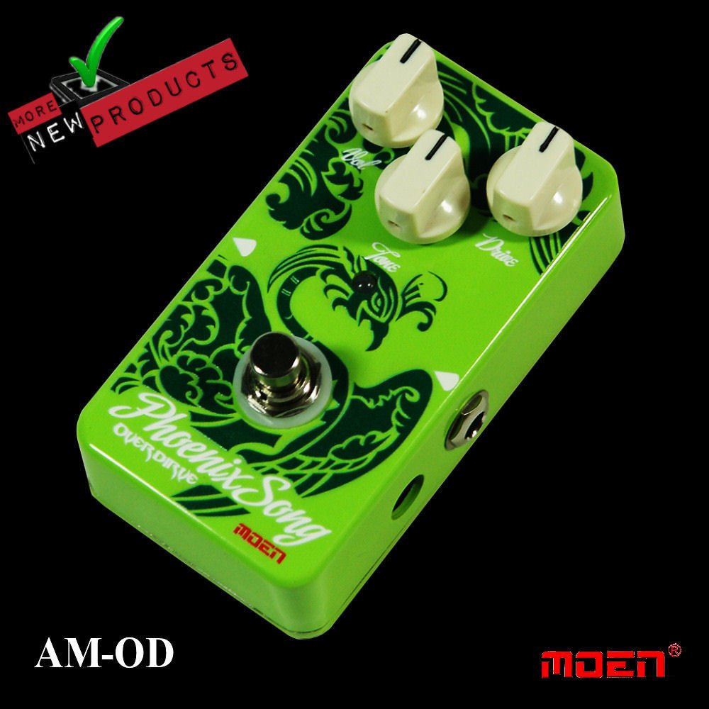 Moen AM-OD Phoenix Song Overdrive NEW JUST RELEASED!