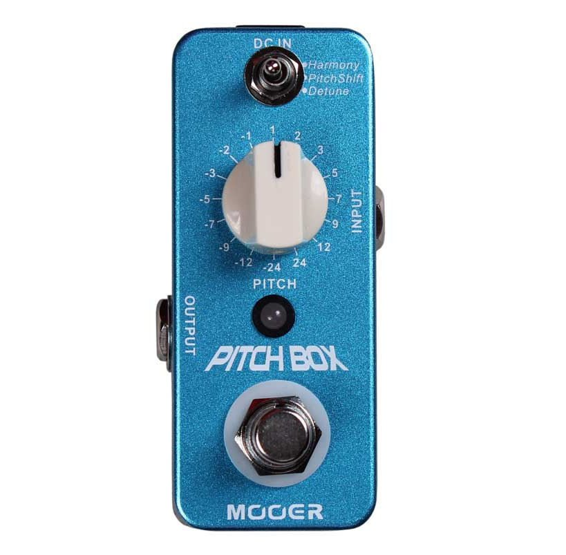 Mooer Audio Pitchbox Pitch Shifter *BRAND NEW*