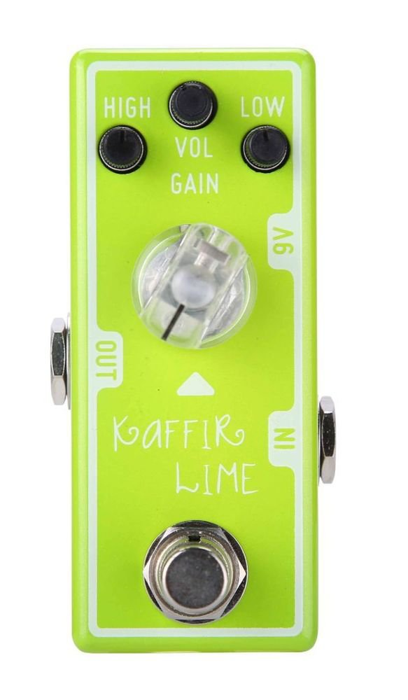 Tone City - Kaffir Lime Overdrive (BB Preamp Style) T6