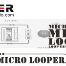 New Mooer Micro Looper Loop Recording Pedal