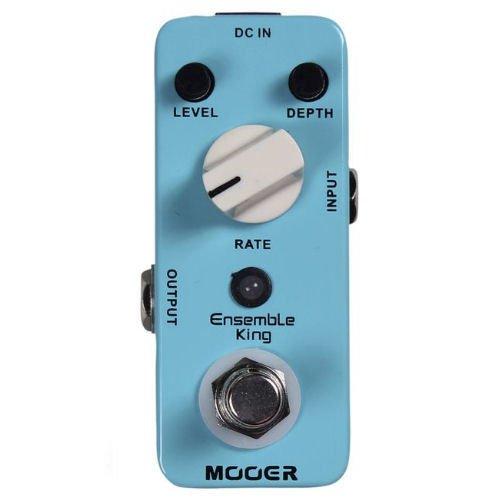 Mooer Ensemble King Analog Chorus Pedal True Bypass NEW IN BOX - FREE SHIPPING