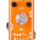 Tone City - Summer Orange Phaser (Maxon 909 Style) TC-T12