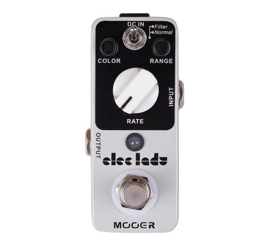 Mooer Audio Eleclady Classic Analog Flanger Guitar Effects Pedal - Brand NEW