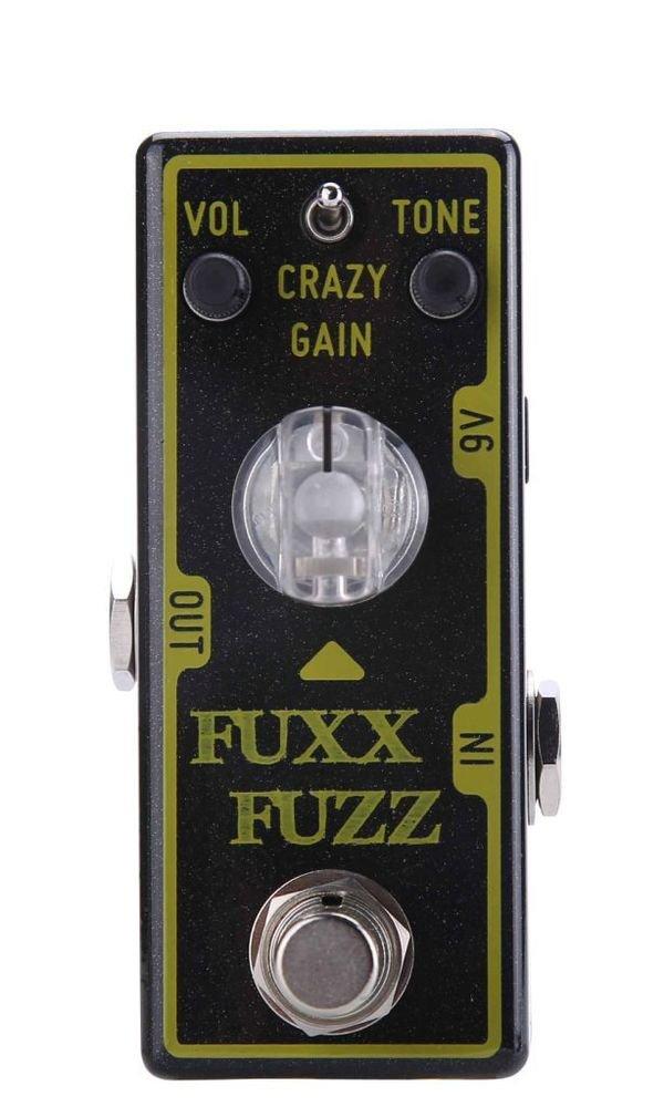 Tone City - Fuxx Fuzz Pedal (Ultimate Fuzz Style) - TC-T10