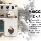Mooer Audio Reecho Pro Digital Delay Effects Pedal *BRAND NEW