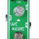 Tone City - Tape Machine Analog Delay Pedal (Deep Blue Style) T4