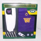 NCAA Washington Huskies 10 PC Collegiate Golf Set Medium
